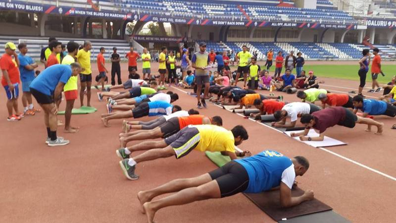 pacemakers running groups in bangalore