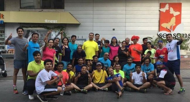 Anuth group: running groups in Pune