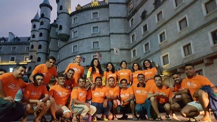 pune roadrunners: running group in Pune