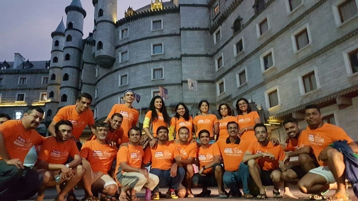pune roadrunners: running group in Pune