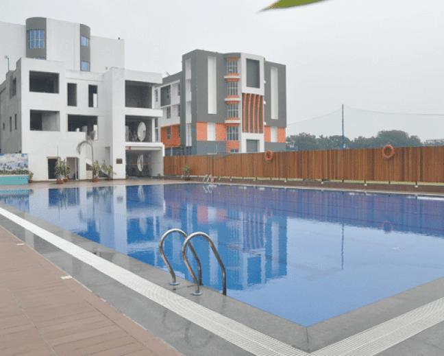 swimming pool in faridabad