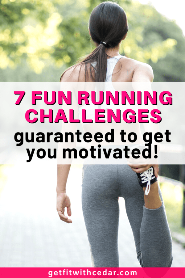 fun running challenges