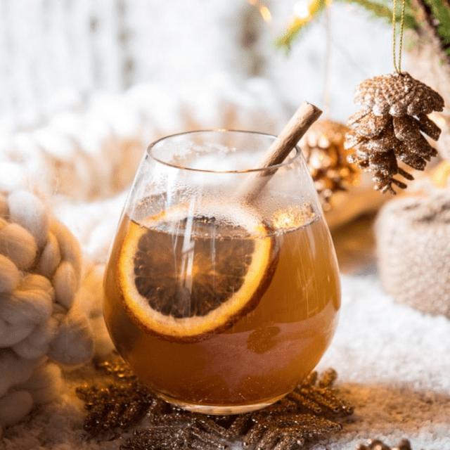 healthy cinnamon toddy recipe