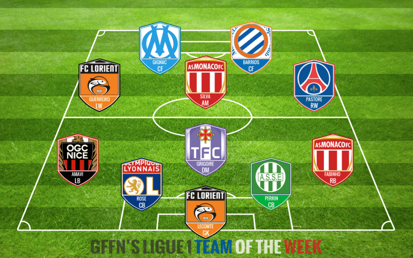 Ligue 1 Team of the Week: 21 (2014/15)   Get French Football News