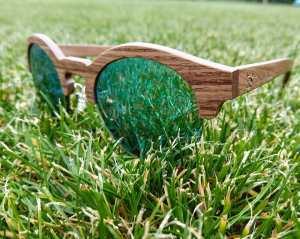 Wie heeft de zonnebril uitgevonden?