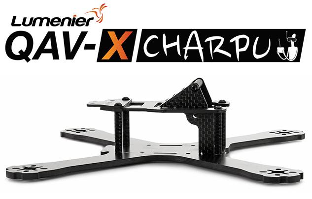 Lumenier QAV-X CHARPU 4mm