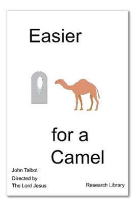 Download eBooks: Easier For A Camel