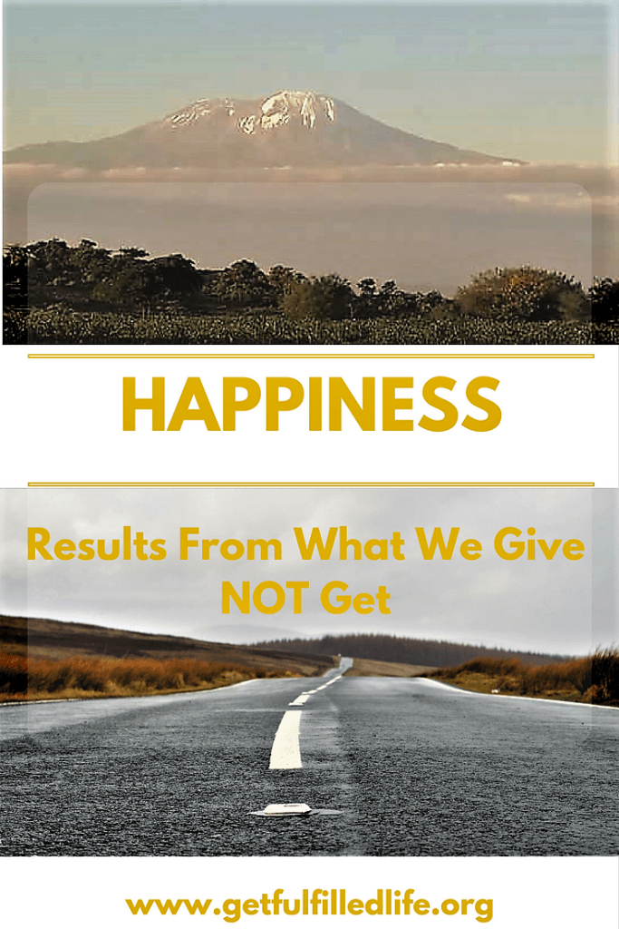 How To Choose A Life Of Happiness