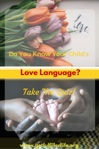 Do you know your child's Love Language?
