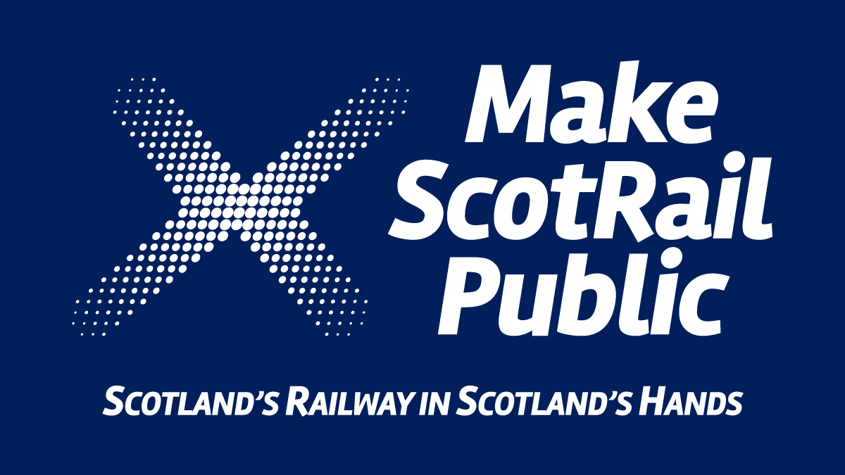 Make ScotRail Public