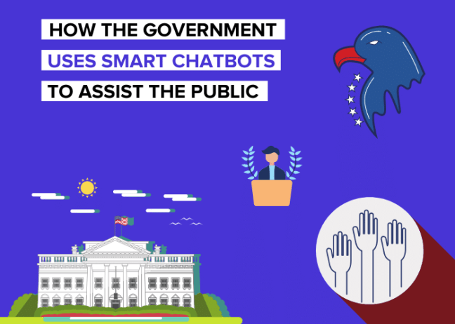 How Government Agencies Use Chatbots to Reduce Costs, Assist The Public, and Slash Wait Times