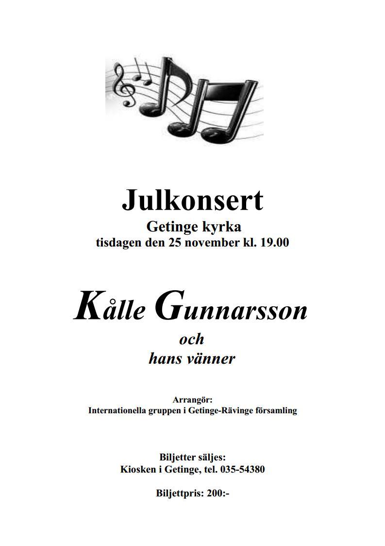 Getinge-Rvinge frsamling - Getinge-Oskarstrms pastorat