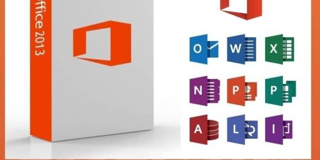 Microsoft Office 2013 PRO PLUS Full Cracked Version