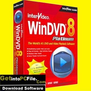 Intervideo WinDVD Platinum 8