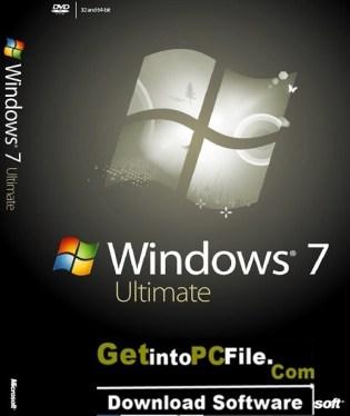Windows 7 Ultimate SP1 Nov 2016 32 64 Bit ISO