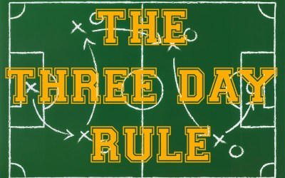 """What is the """"Three-Day Rule?"""""""