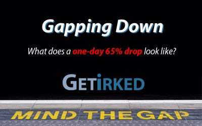 """What is a """"stock gap?"""""""