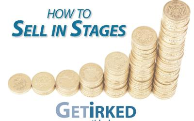 What is Selling in Stages?