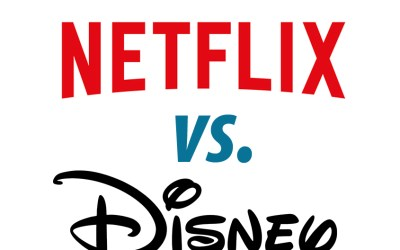 Netflix (NFLX) vs. Disney (DIS) Versus Episode 1
