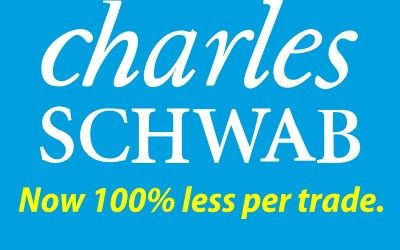 Charles Schwab to offer commission-free trading