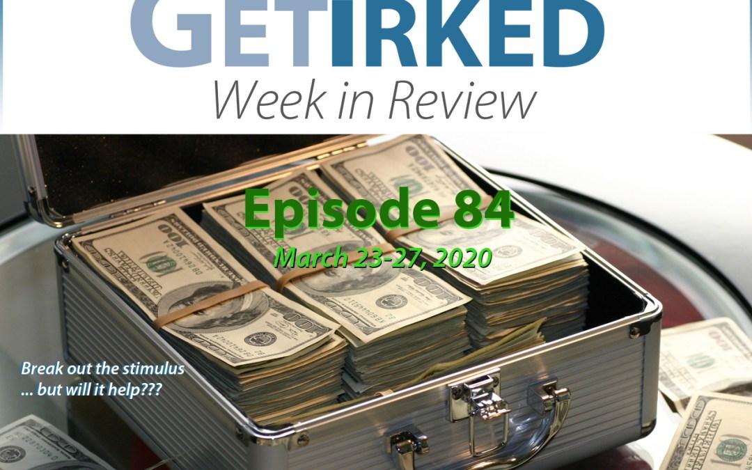 Week in Review #84