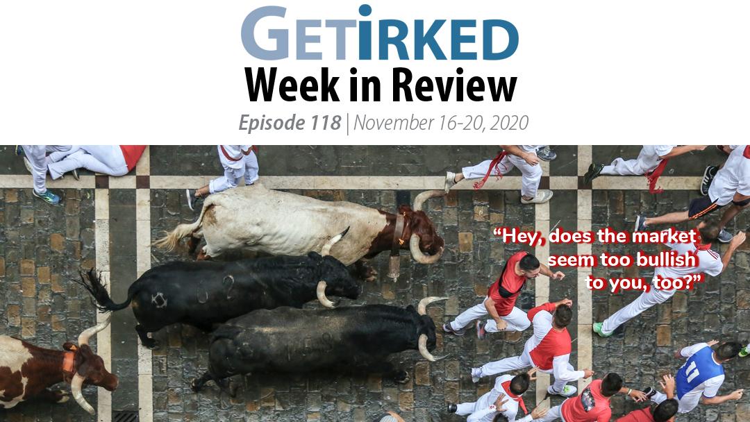 Week in Review #118