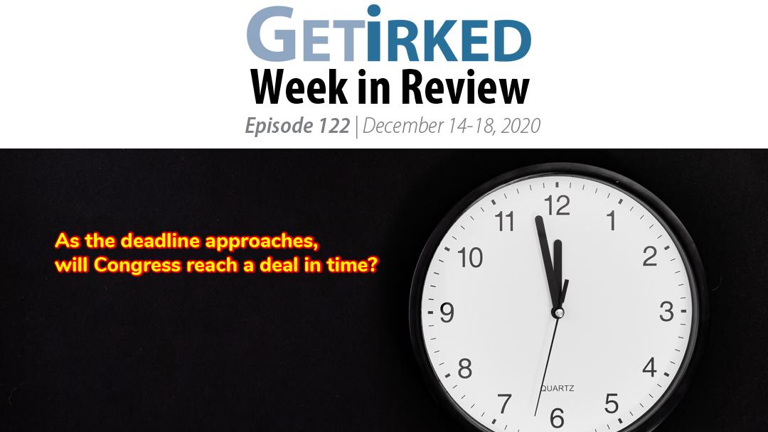 Week in Review #122