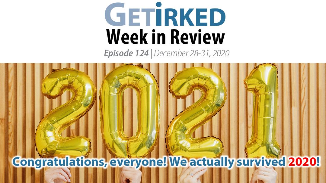 Week in Review #124