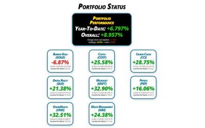 Pandemic Portfolio #18