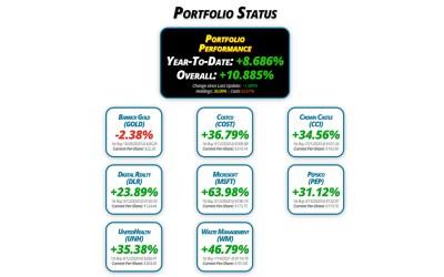 Pandemic Portfolio #19