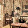 Design Interior French Country Pink Floral Wall Decor
