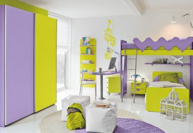 Pictures Of Kids Bedrooms Decorating Ideas