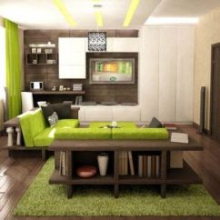 Lime Green And Brown Living Room Designs Decorating Ideas Red Leather Sofa 20 Interior Design Center Decor With Curtains Designdevise Com