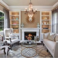 Decorate Small Living Room With Fireplace How To Arrange Furniture In A Rectangular 20 Interior Design Ideas Center Inspiration Modern Acaal Info