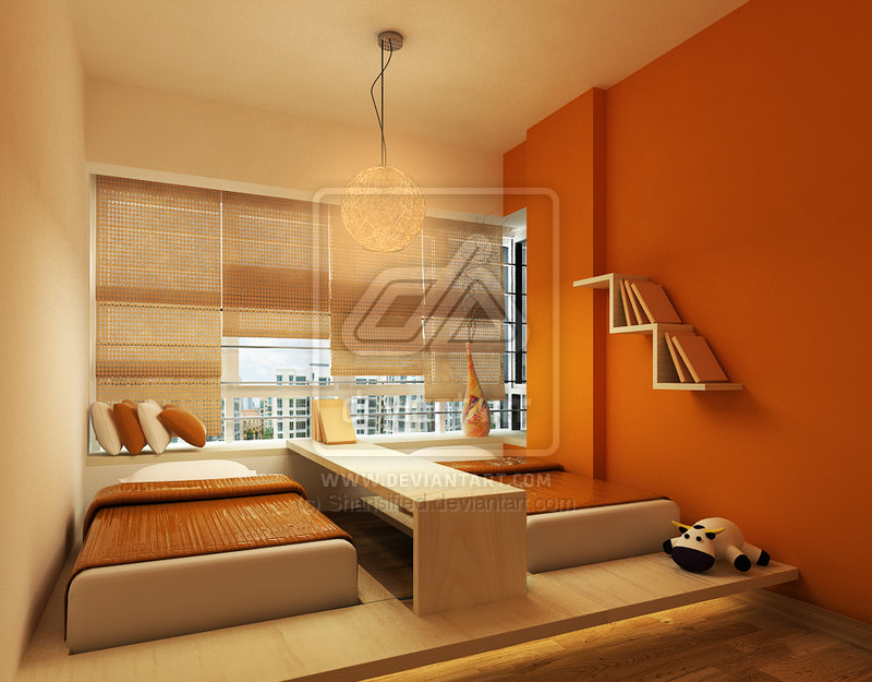 Great Solution For Two Kids Sharing A Room Kids Room