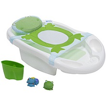 Top Comfortable And Contoured Baby Bathing Tubs And Baby