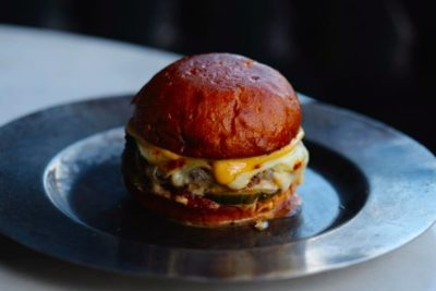 Launch Party for A BURGER TO BELIEVE IN