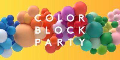Color Block Party 2017