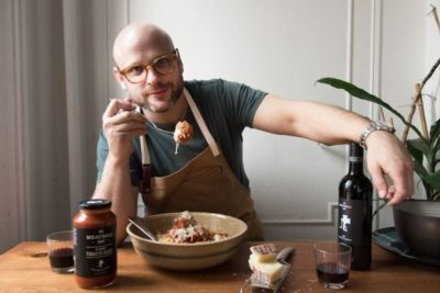 Meet the Meatball Shop Mastermind: DANIEL HOLZMAN