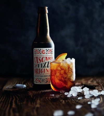 Cascara Fizz: A Tasting Event by Blue Bottle Coffee