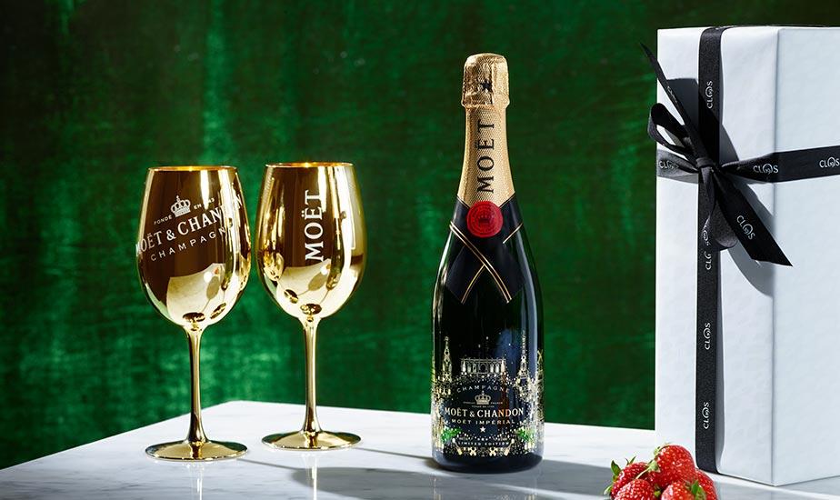 Annual Champagne Event