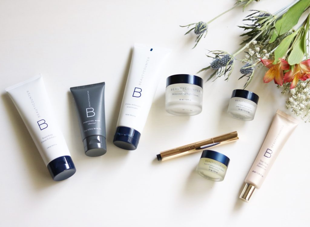 Clean Beauty event @ Beautycounter + Drinks