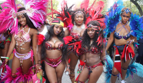 """First Fridays: Labor Day """"Carnival"""" Edition"""