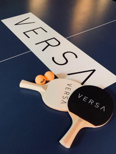 SPiN OUT AT VERSA