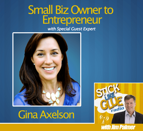 Small Business Owner to Entrepreneur