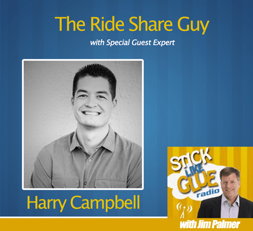 Ride Share Harry Campbell