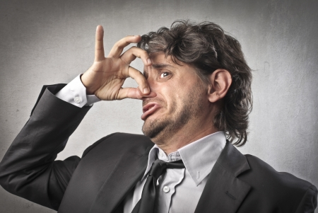 Entrepreneurial stink affects entrepreneurs and small business owners.