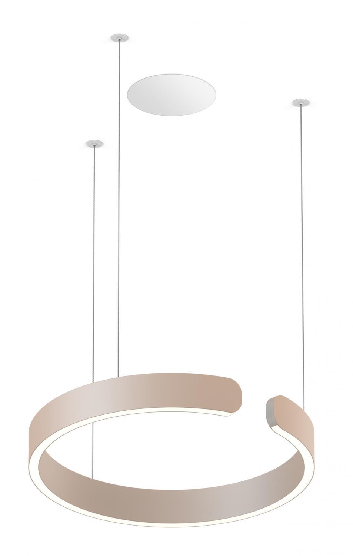 Occhio Mito sospeso 40 fix flat LED Pendelleuchte Einbauleuchte gnstig kaufen  getlightde