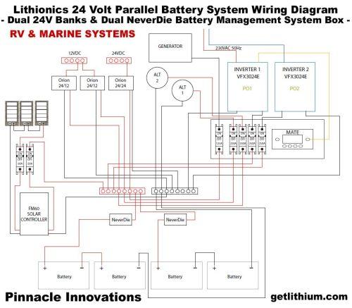 small resolution of marine ac generator wiring