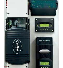 click here for a larger image of this outback power vfx 2812 inverter charger for off [ 1565 x 2700 Pixel ]
